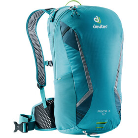 Deuter Race X Backpack 12 litres petrol-arctic